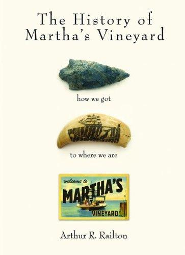 The History of Martha's Vineyard PDF