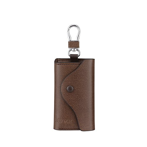 Holder Leather Wallet Durable Keychain product image