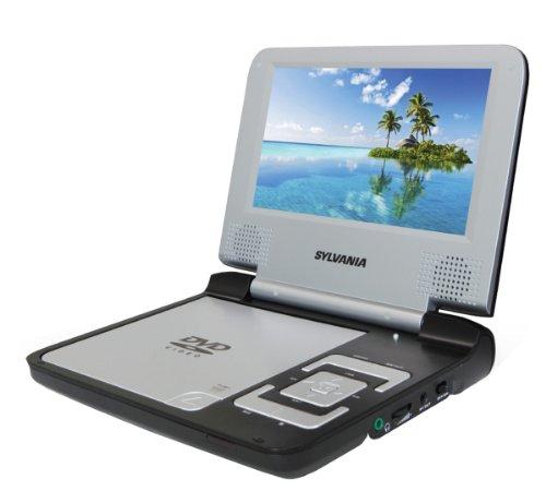 Sylvania SDVD7012 7-Inch Portable DVD player