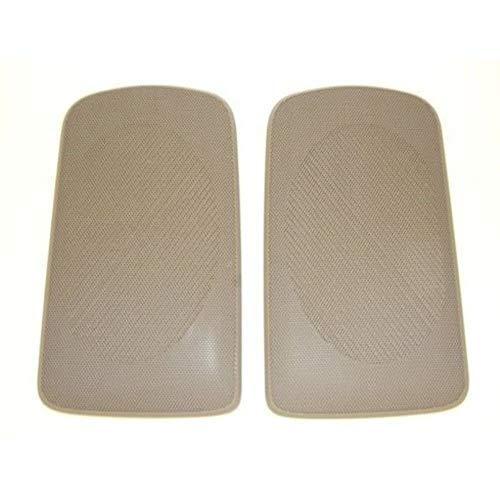 Grill Speaker Rear - Beige Speaker Grilles 2002 2003 2004 2005 2006 Toyota Camry Genuine Toyota New