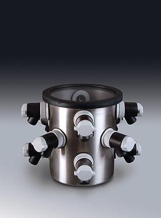 Labconco 7522700 Dry Ice Benchtop Freeze Dry System, 12 Port