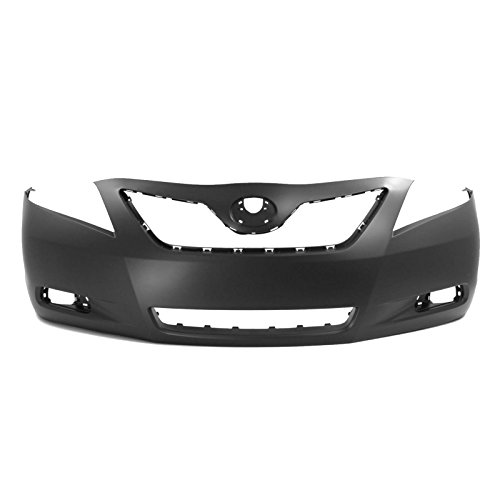 Cover Camry Toyota Bumper - MBI AUTO - Painted to Match, Front Bumper Cover Fascia for 2007-2009 Toyota Camry 07-09, TO1000329