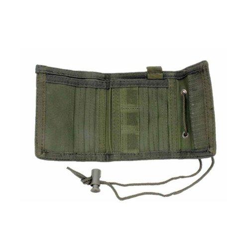 Condor VAULT Tri-fold Wallet Olive Drab by CONDOR