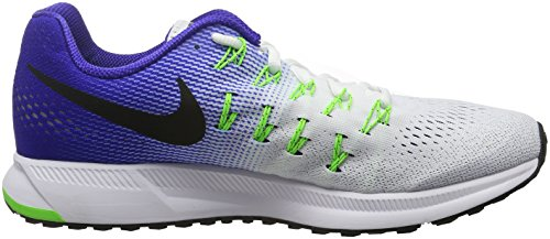Multicolor Running s Black electric Air White Zoom Men Green concord Shoes NIKE Pegasus 33 Y5n8PvZ
