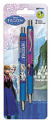 Trends International Disney Frozen Gel Pens (2 Pack)