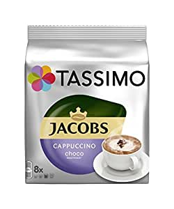 Tassimo Jacobs Cappuccino Choco Discs 1 Pack