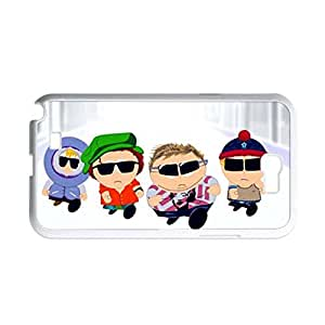 Printing With South Park Desiger Phone Case For Teens For Note2 Galaxy N7100 Choose Design 3