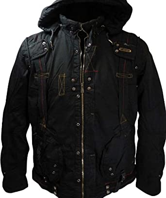 StoneTouch Men's Military-Style Jacket. at Amazon Men's Clothing ...