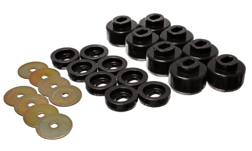 Energy Suspension 3.4150G CHEVY BODY MOUNT SET