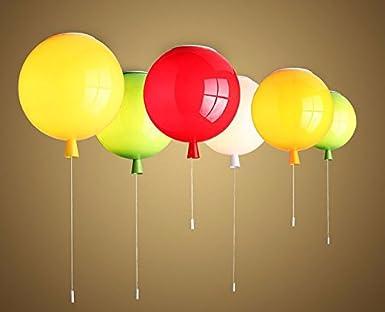 Kronleuchter Nordisch ~ Oncemore nordische moderne kinder kreative farbe ballon glas