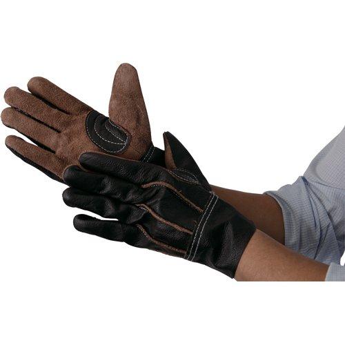 TRUSCO(トラスコ) 牛本革製手袋