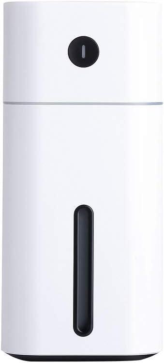 WANLN Colorido USB Pequeño D Humidificador Mini Coche De Escritorio Hidratante Purificador De Aire Ultrasónico 6 Horas De Trabajo Bebé Humidificadores Caseros,Blanco: Amazon.es: Hogar