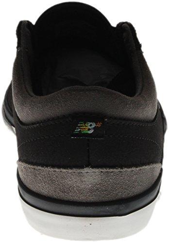 New Balance numérico Brighton 344negro alta abrasión zapatos