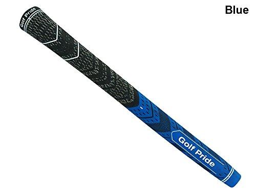 Golf Pride MCC Plus4 Midsize Grip (Blue) by Golf Pride