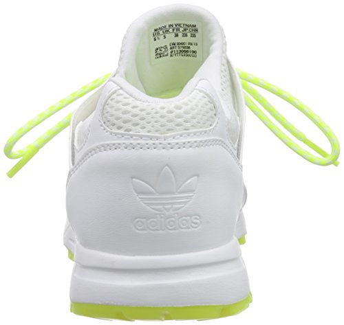 ftwr solar Blanc Yellow Baskets Adidas White Femme Basses ftwr White Racer Originals Lite Aq06g