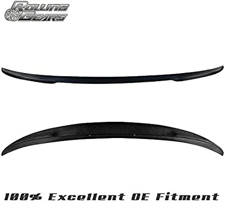 Rolling Gears G30 Berlina Spoiler di Carbonio Performance Style