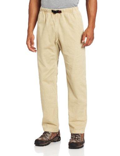 (Gramicci Men's Original G 34-Inch Inseam Pant (Beach Khaki, Small) )