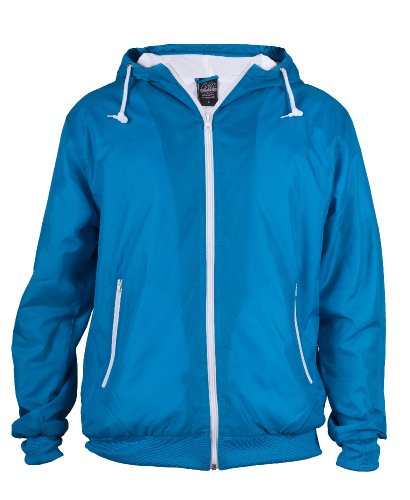 """Urban : """"Contrast Windrunner"""" Size: S, Color: turquoise …TB147"""