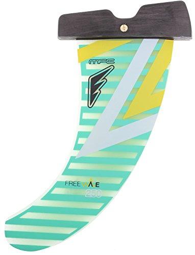 "Maui Fin Freewave G-10 Us Windsurf Fin Sz 25cm / 9.85"""