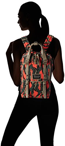 Portés Rouge Leticia Dos Coral Femme Tamaris Comb Backpack xwEpqFpH