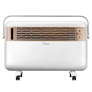 WLH-calefactores electricos Calentador eléctrico de convección, Panel de baño silencioso Impermeable, radiador, Ahorro de energía en el hogar y bajo Consumo
