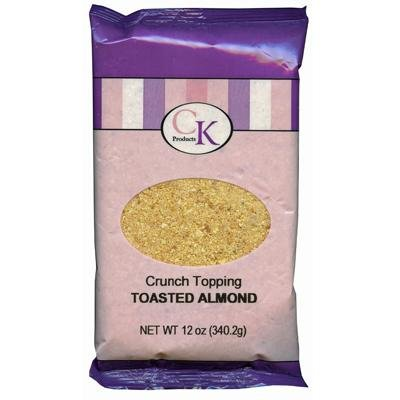 Almond Toasted Cake - 1