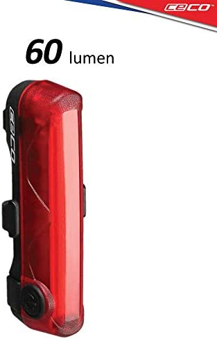CECO USA Rechargeable Bicycle Waterproof Resistant