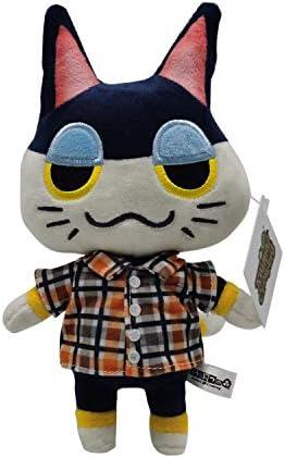 "New Animal Crossing Horizons Punchy 8/"" Plush Toys Figure Dolls Kid Birthday Gift"
