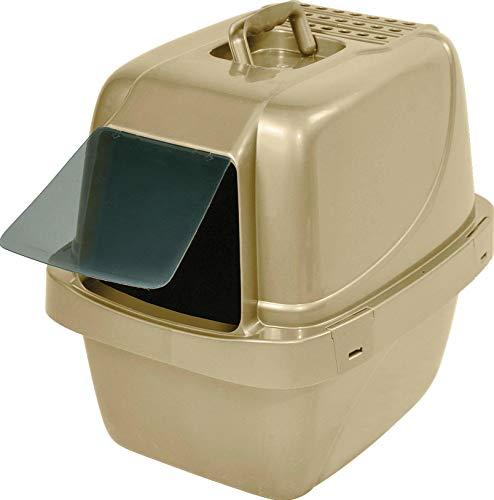 Van Ness Enclosed Sifting Cat Litter Pan
