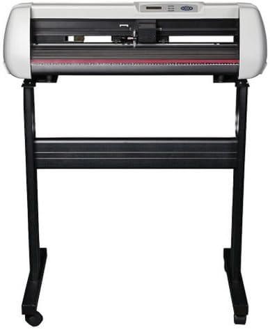Signzworld Liyu sc631e 25-Inch (71,5 cm contorno de vinilo de corte plotter con el ojo óptico: Amazon.es: Oficina y papelería