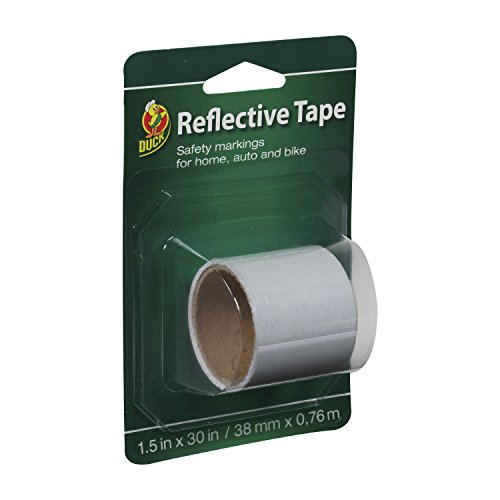 Duck 896385 Self Adhesive Reflective 1 5 Inch