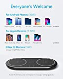 Anker Wireless Charger, PowerWave 10 Dual Pad, Qi