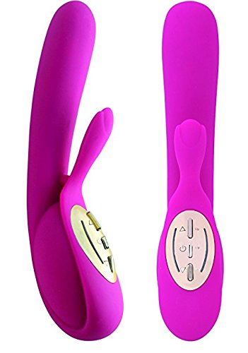Rabbit Pink Toy - Wireless Theapeutic Massager Magic Wand Rabbit - Waterproof & Rechargeable - Rose Pink