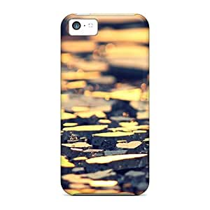 Excellent Iphone 5c Case Tpu Cover Back Skin Protector Broken Glass