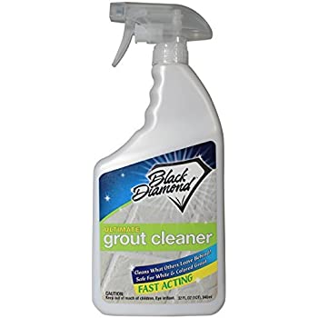 ZEP INC ZU Oz Zep Grout Cleaner Tile Grout Cleaners - Clean stained grout tile floor