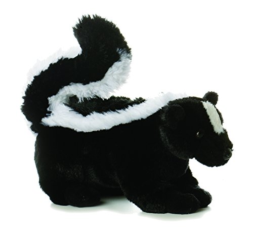 Plush Lil' Sachet Skunk Mini Flopsie 8