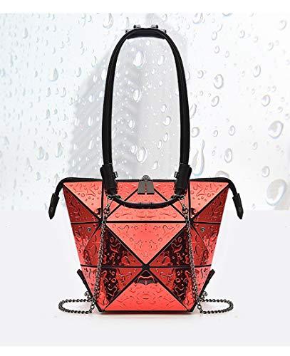 al Bolso Talla Red Sintético de para MinottaUSB676 Unica 21 mujer Minotta hombro qtafaU