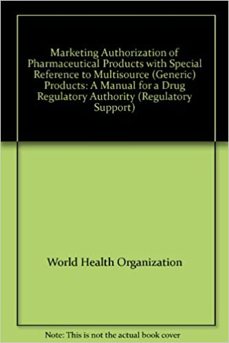 Buy Marketing Authorization of Pharmaceutical Products with