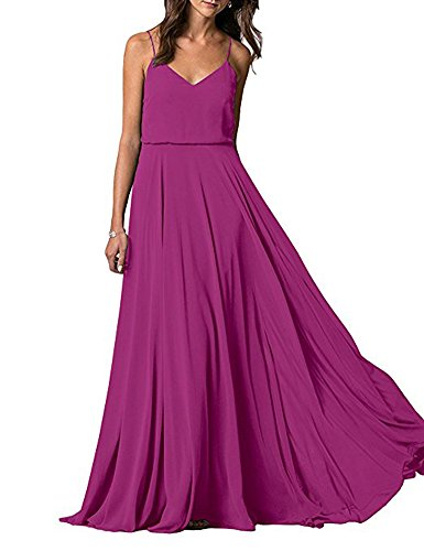 A fuchsia Linie Beauty Gr of Damen the Kleid Leader 40 Z4pIqgw