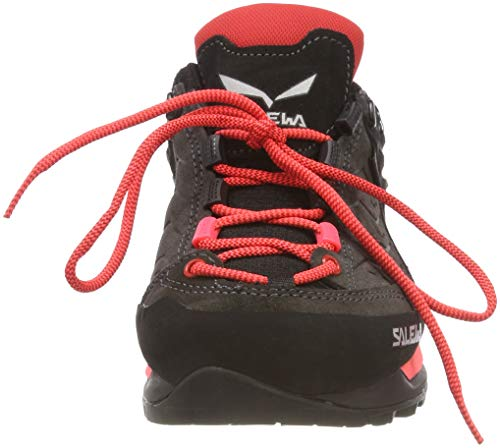 de GTX SALEWA WS Black para Rose Mtn 981 Zapatillas Red Senderismo Schwarz Trainer Mujer Out XtAHqt