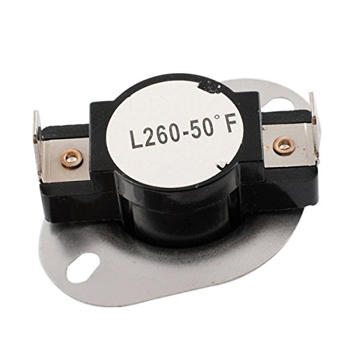 LONYE DC47-00018A Cloth Dryer Thermostat for Samsung Whirlpool Kenmore Maytag Dryer 35001092,503497,AP4201898, AP6008682, PS4205217, (Amana Clothes Dryer Thermostat)