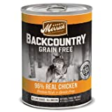 Merrick Backcountry 96 Real Chicken Can Dog Food