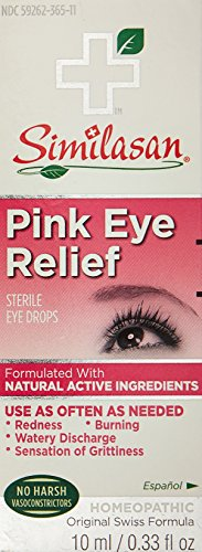 Similasan Irritated Eye Relief Drops.33-Ounce Bottle