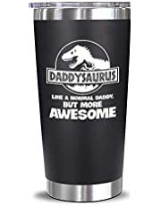 Gifts For Dad From Daughter, Son, Kids - Birthday Giftss For Dad , New Dad - Fathers Day Gifts For Dad, Husband, Men - Best Dad Bday Present Idea For a Father, Men, Him - Dad Mug, 20 Oz Tumbler