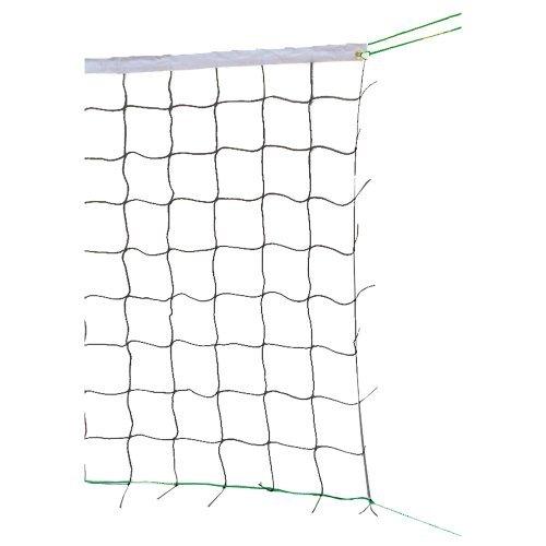 Champro Volleyball Net (Black/White, 30-Feet)