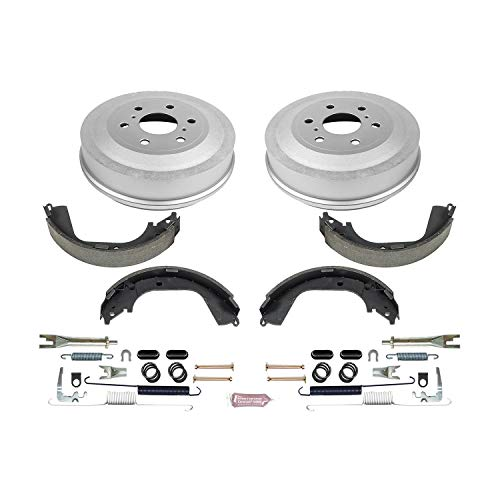 Power Stop Rear KOE15411DK Daily Driver Drum and Shoe Kits