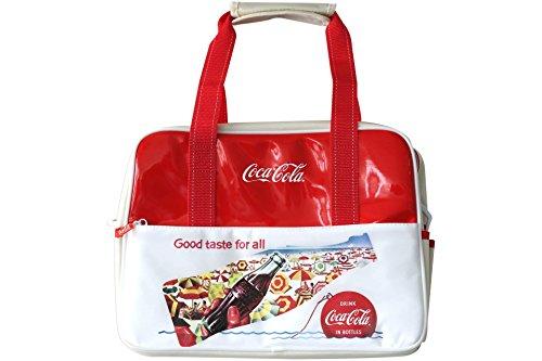 Kühltasche Coca Cola Vintage 12,2 L Retro Stil Kühlung Therm