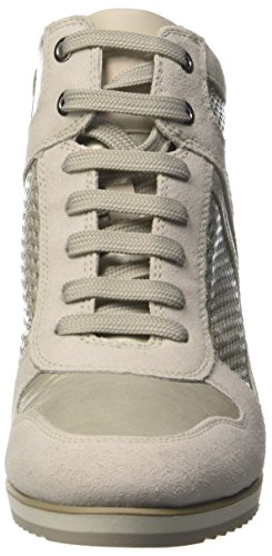 D Sneakers Femme Hautes Illusion B Geox YRZwxdqtY