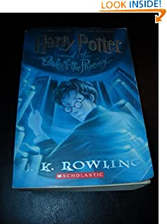 J. K. Rowling (Author), Mary Grandpre (Illustrator) (21076)  28 used & newfrom$4.00
