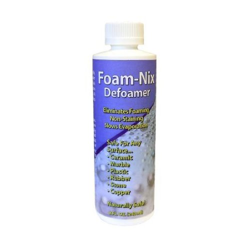 Auraco Foam Nix Defoamer for Fountain, 8 Fluid Ounce